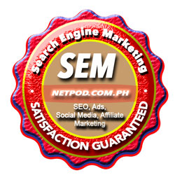 search engine marketing (sem) netpod.com.ph