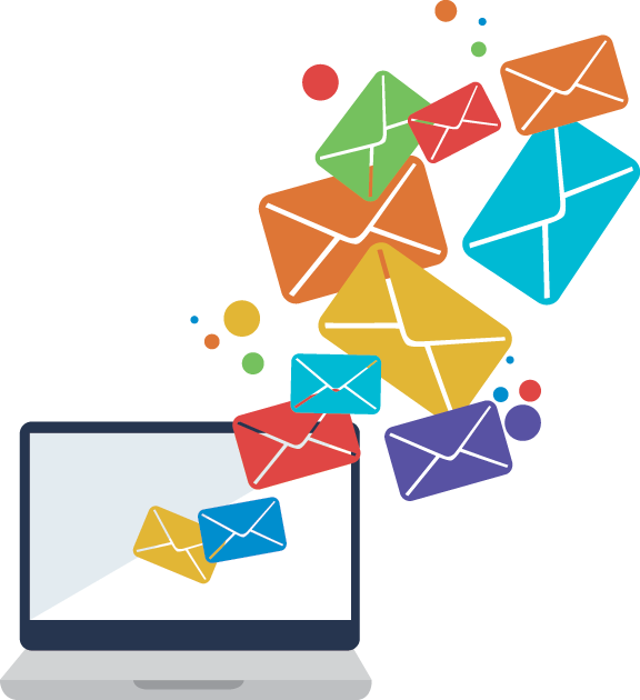 email blast and broadcast