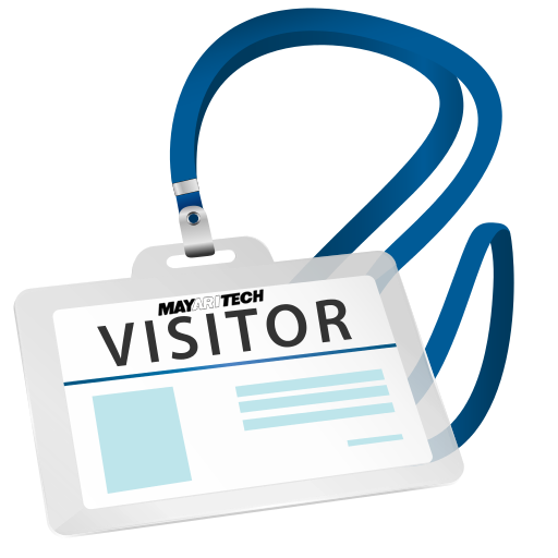 visitor monitoring
